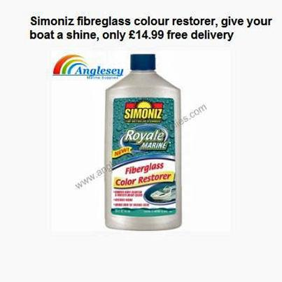 Fibreglass Colour Restorer-Boat Colour Restorer