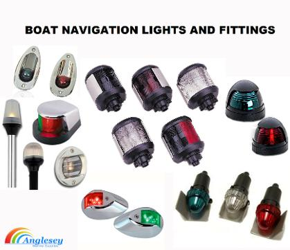 Boat navigation lights boat deck spotlights cost effective boat lighting and boat navigation lights from anglesey marine supplies navigation lights emergency boat lights boat deck lighting stern aloadofball Image collections