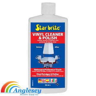 Boat Vinyl Cleaner-Boat Seat Cleaner