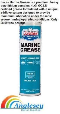 Marine Grease Cartridge