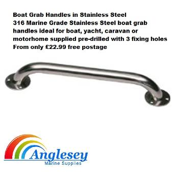 Boat Deck Hardware-Boat Hatches-Boat Grab Handles