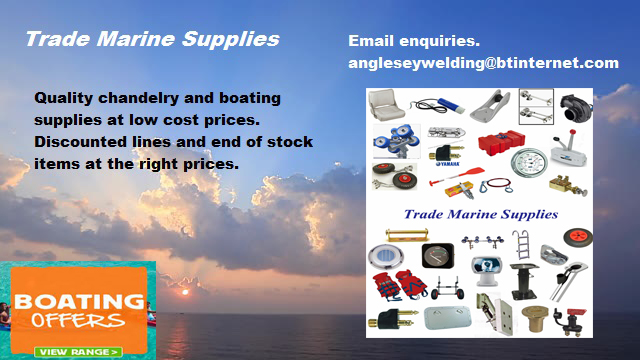 Contact details trade marine supplies